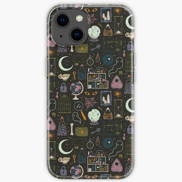 Haunted Attic iPhone Soft Case