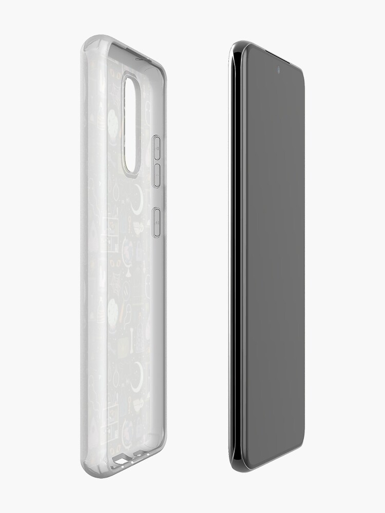 Alternate view of Haunted Attic Case & Skin for Samsung Galaxy