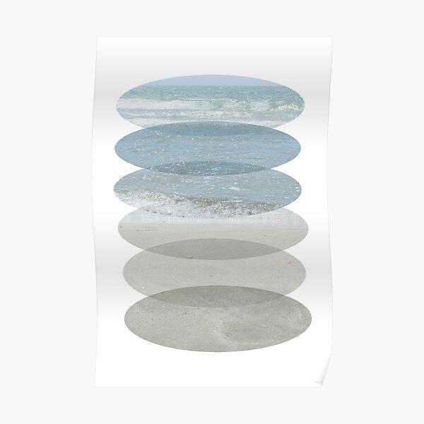 Beach Fragments Poster