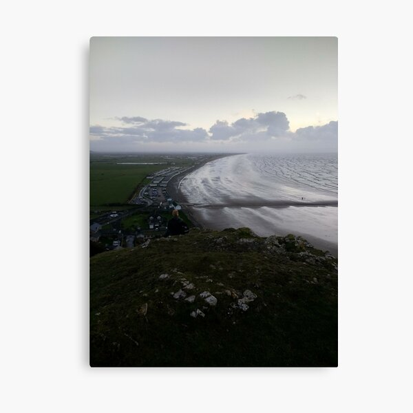 Brean View Canvas Print