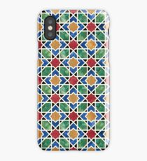 Moroccan mosaic iPhone Case/Skin