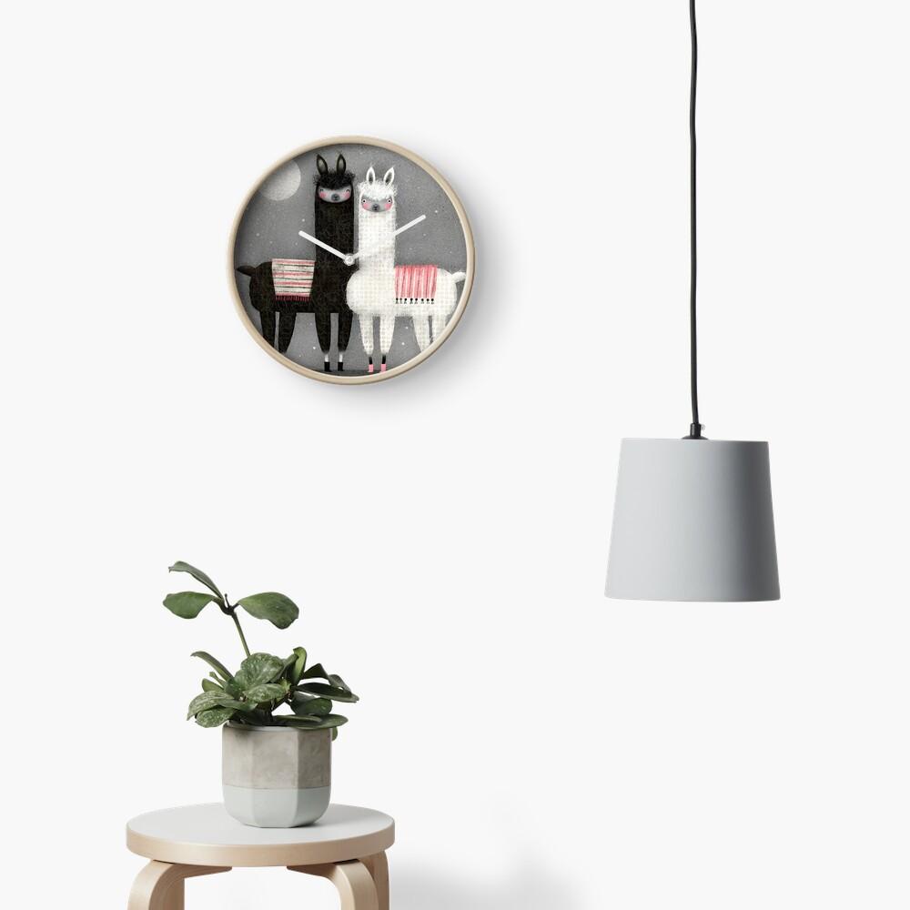 ALPACAS Clock