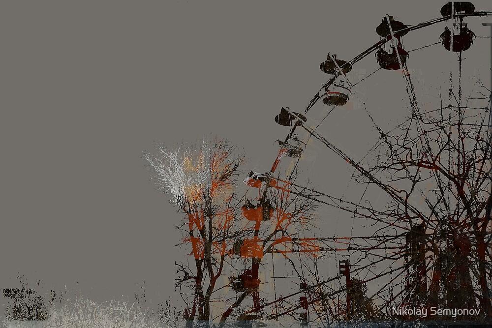 altophobia by Nikolay Semyonov