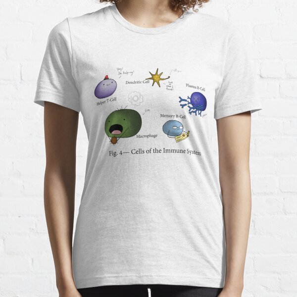 Cells of the Immune System Essential T-Shirt