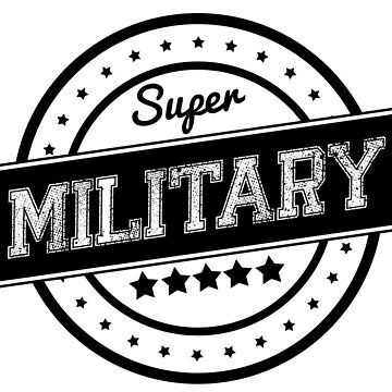 Super military by WAMTEES
