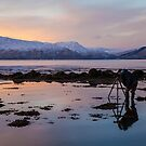 Photographer on the Loch by shutterjunkie
