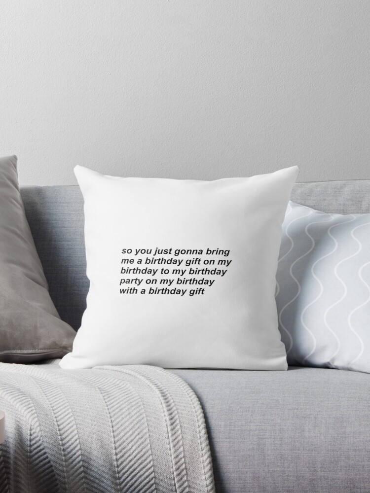 tyler the creator birthday vine throw pillows by sabinalew10