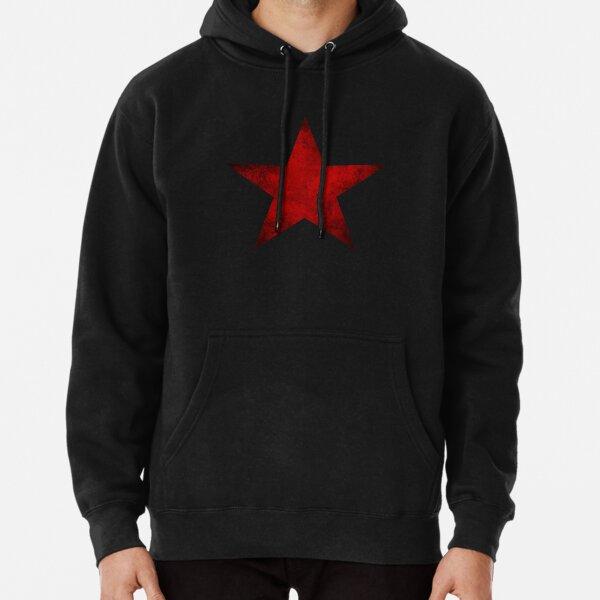 Red Star of the Winter Soldier Sweat à capuche épais