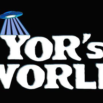 Yor's World  by bestofbad