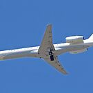 Embraer Passenger Jet by Karl R. Martin