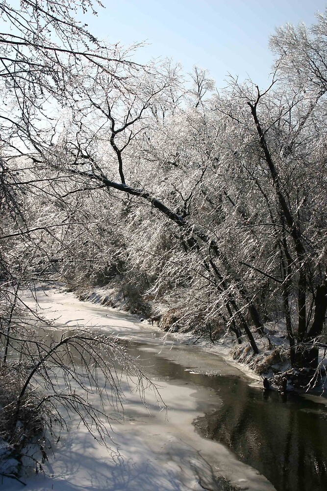 snowy creek by clan51