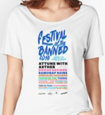 Festival of the Banned - Light Theme Women's Relaxed Fit T-Shirt
