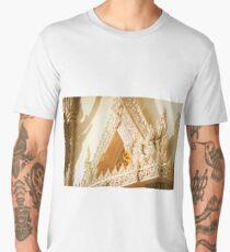 Thai Buddhist Temple  Men's Premium T-Shirt