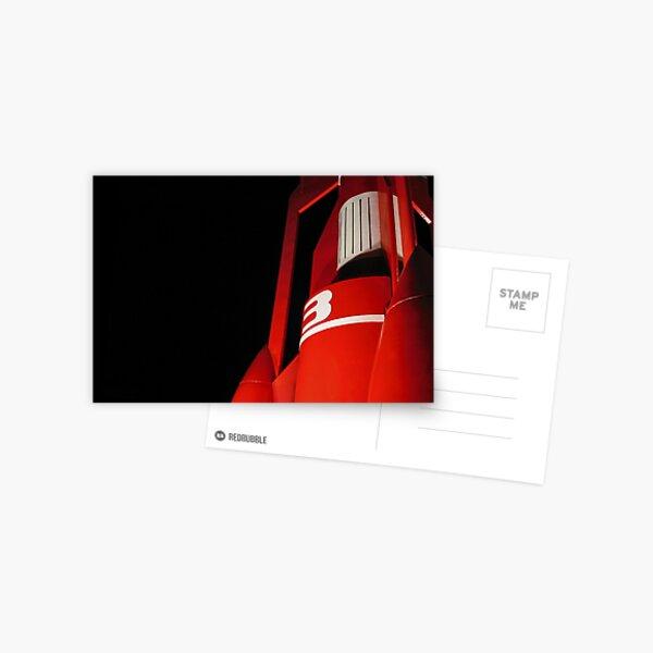 Thunderbird 3 Postcard