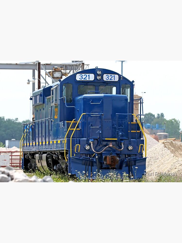 Train Engine by SirEagle