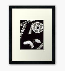 Gag Reel Framed Print