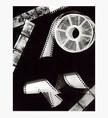 Gag Reel Photographic Print