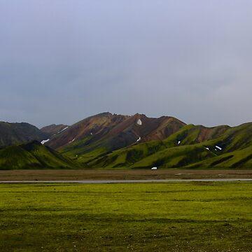 Icelandic Nature by Bridde21