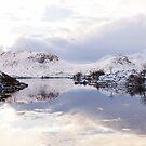 Loch Na h-Achlaise by shutterjunkie