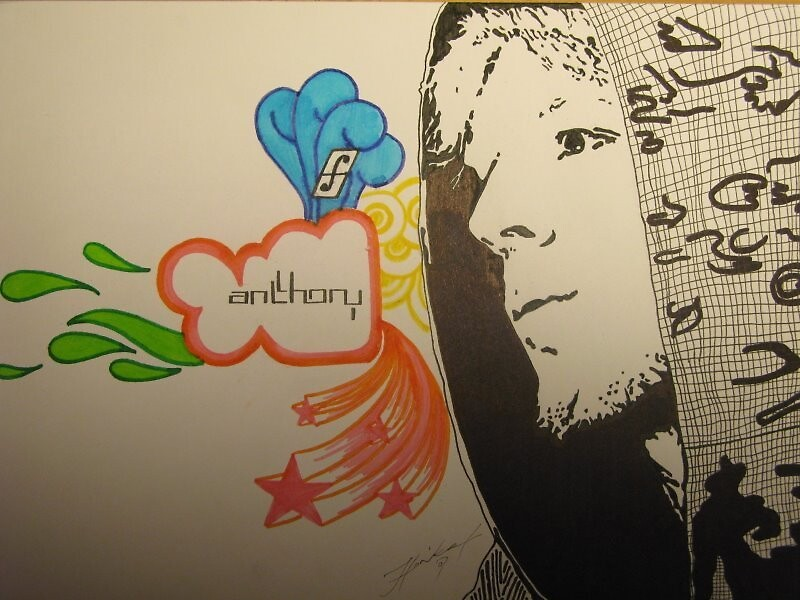 anthony by Siim Hanikat