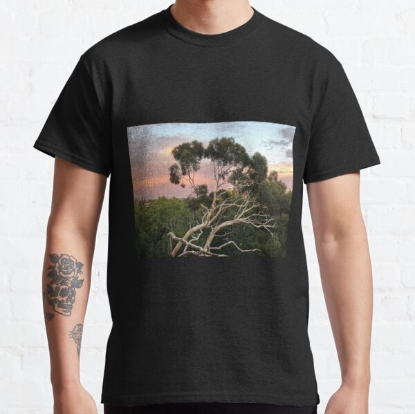 Pink Clouds and Ghost Gum Classic T-Shirt