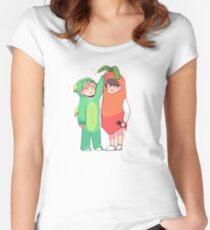 BTS 4TH MUSTER: JM + JK Women's Fitted Scoop T-Shirt