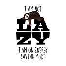 Sloth: I am not lazy von Pia Kolle