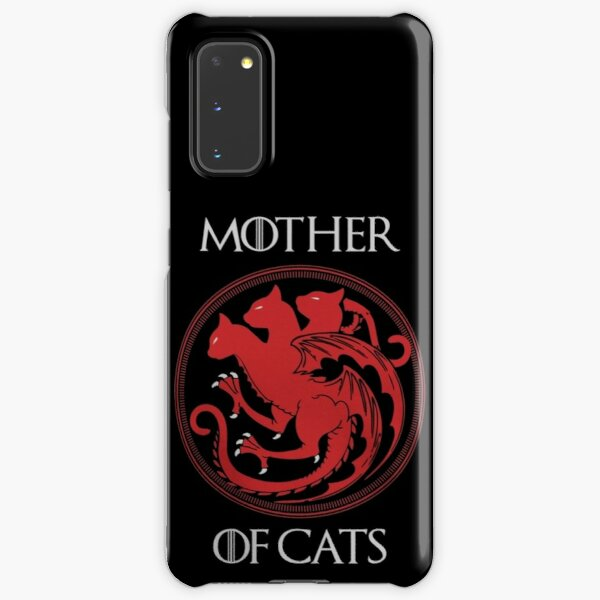 Mother of Cats Samsung Galaxy Snap Case