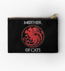 Mother of Cats Zipper Pouch