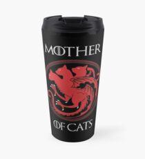 Mutter der Katzen Thermobecher