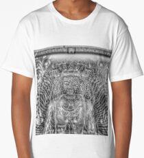 Buddha Double  Long T-Shirt