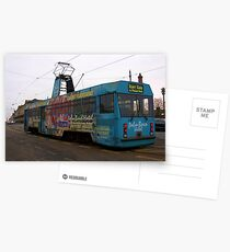 Another Fleetwood Tram Postcards