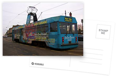 Another Fleetwood Tram by shakey