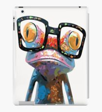 Geeky Toad iPad Case/Skin