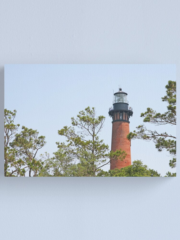 Alternate view of Corolla Lighthouse Canvas Print