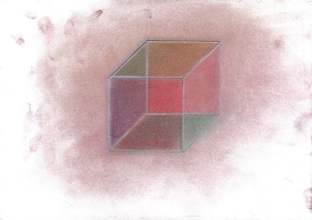The Confusion Of The Colour Cube by Owen Jones
