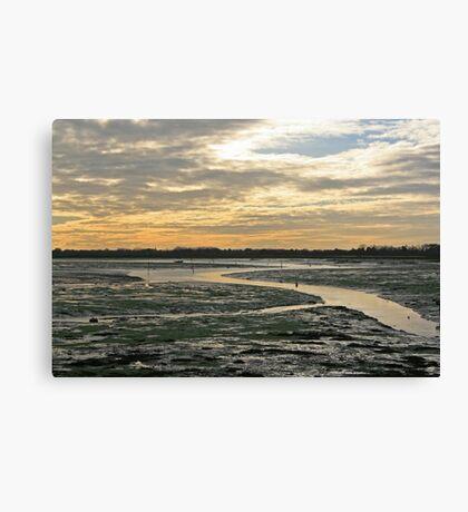 Harbour View, Emsworth Canvas Print