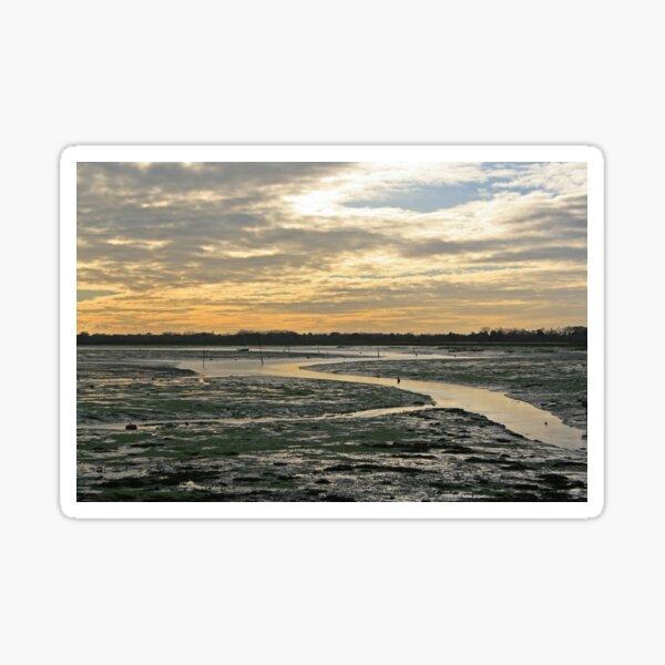 Harbour View, Emsworth Sticker
