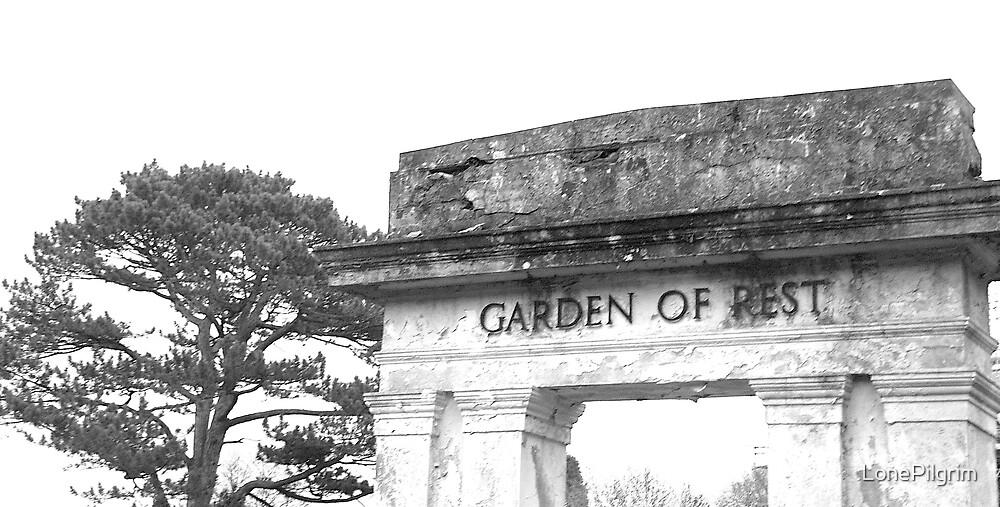 Garden Of Rest by LonePilgrim