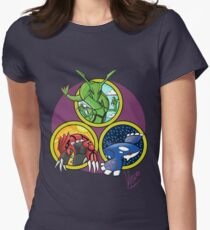 Weather Trio Women's Fitted T-Shirt