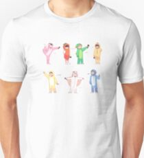 BTS 4TH MUSTER: GROUP Unisex T-Shirt