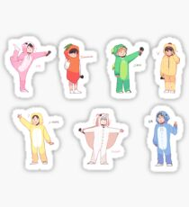 BTS 4TH MUSTER: GROUP Sticker