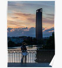 Viento en la Torre Pelli Poster