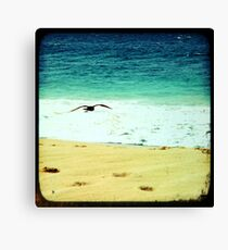 BEACH BLISS - Soaring Canvas Print