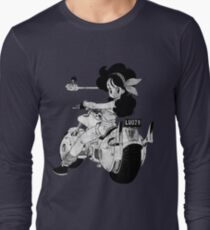 Launch Motorcycle Long Sleeve T-Shirt