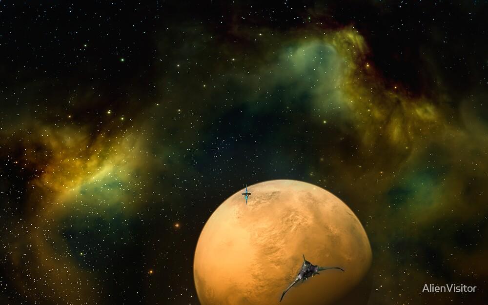 Homeward Bound by AlienVisitor