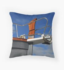 Prow Throw Pillow