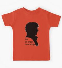 Not All Angels Have Wings - BBC Sherlock Kids Clothes