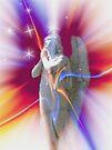 Starburst Angel by Marie Sharp