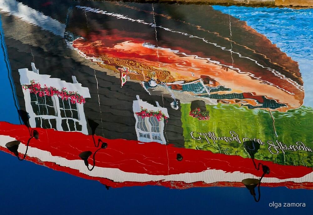 Boat House by olga zamora